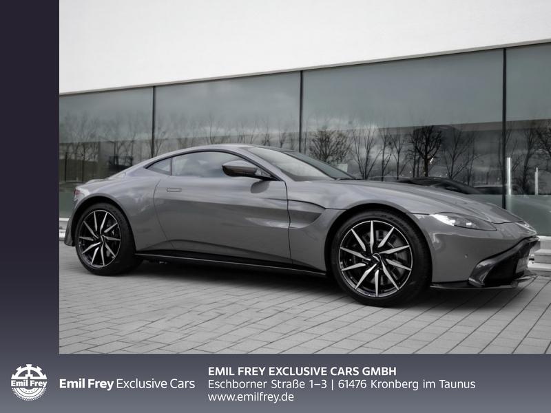 Aston Martin V8 Vantage Coupe Tageszulassung UPE 187.115,00?, Jahr 2021, Benzin