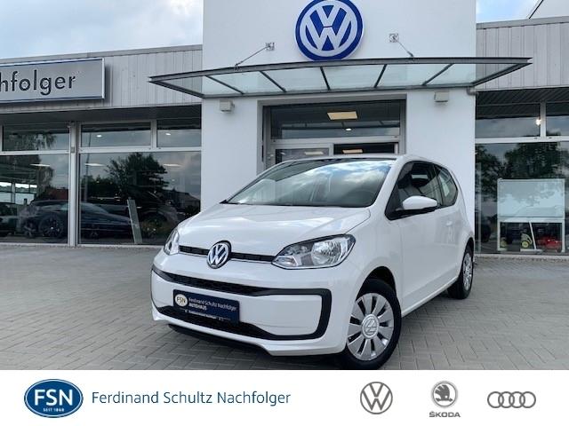 Volkswagen up! 1.0 move Klima Radio, Jahr 2018, Benzin
