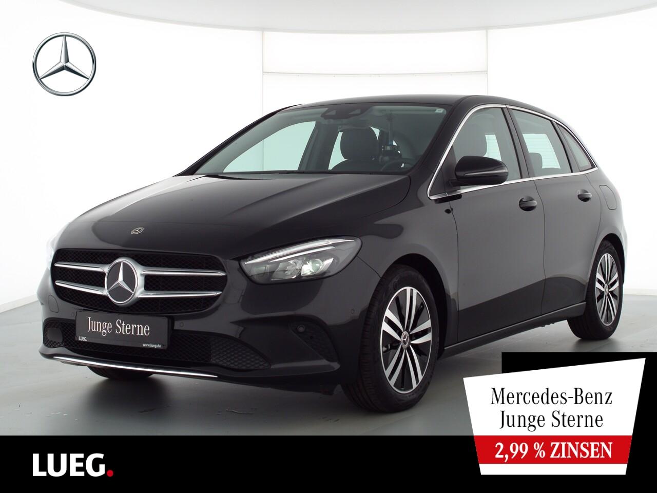 Mercedes-Benz B 220 d Progressive+Nav+MBUX+LED-HP+eHeck+Kamera, Jahr 2020, Diesel