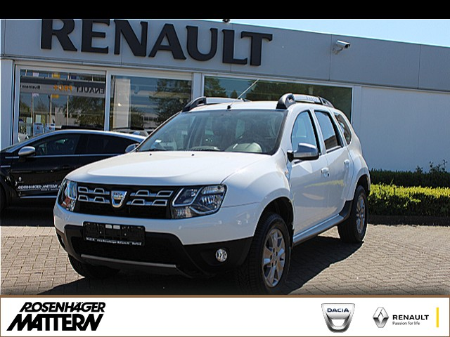 Dacia Duster Celebration 1.6 16V 105, Jahr 2015, Benzin