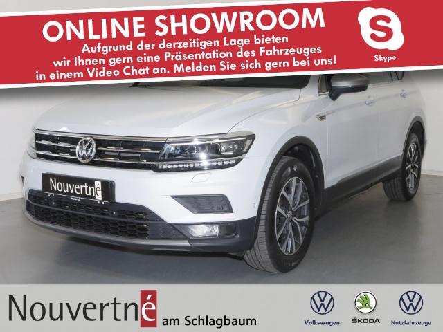 Volkswagen Tiguan Allspace 1.4 TSI + NAVI + LED + KAMERA +, Jahr 2018, Benzin