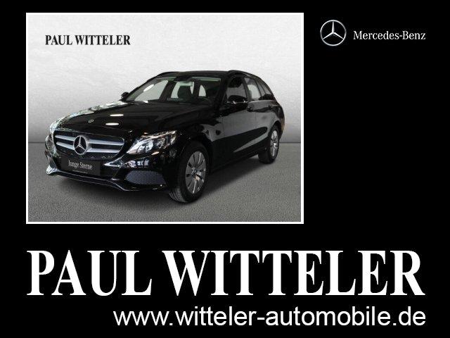 Mercedes-Benz C 220 d T-Modell LED/Comand/Klimaautom./Parktron, Jahr 2017, Diesel