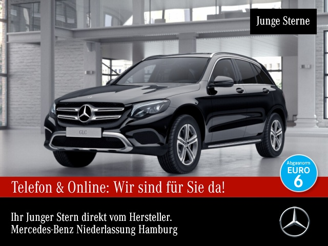Mercedes-Benz GLC 250 d 4M Exclusive AMG LED Kamera Navi PTS 9G, Jahr 2017, Diesel