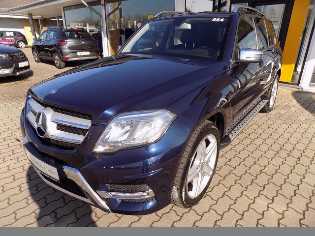 Mercedes-Benz GLK 220 CDI (BlueEFFICIENCY), Jahr 2013, Diesel