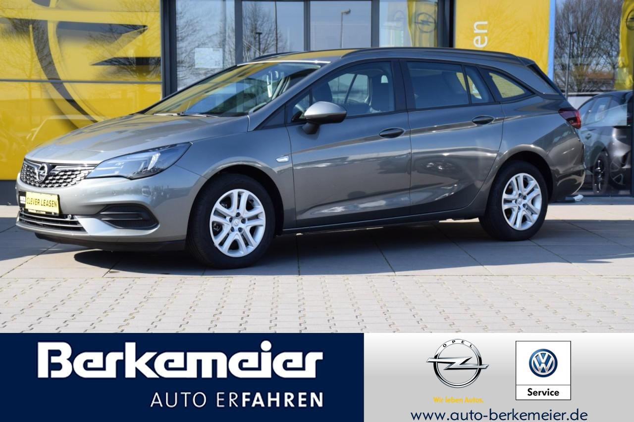 Opel Astra ST Edition 1.5 D Multimedia/LED/Parkpi/DAB, Jahr 2019, Diesel