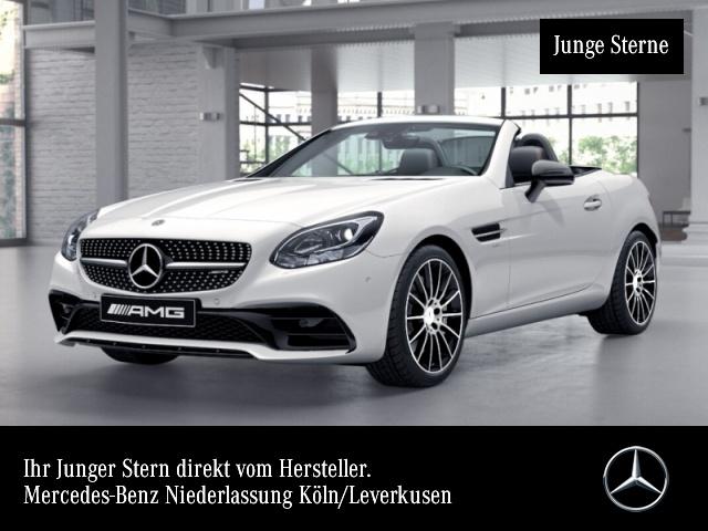 Mercedes-Benz SLC 43 AMG Pano COMAND Kamera Airsc Harman Night, Jahr 2018, Benzin
