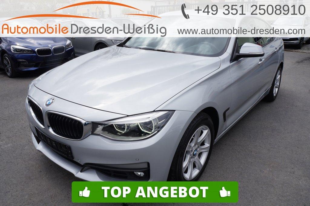 BMW 320 Gran Turismo d Touring xDrive Advantage*Navi, Jahr 2017, Diesel
