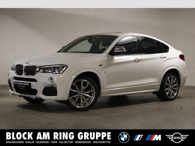 BMW X4 M40i M Sport AHK GSD Kamera DA+ HUD H/K, Jahr 2018, Benzin