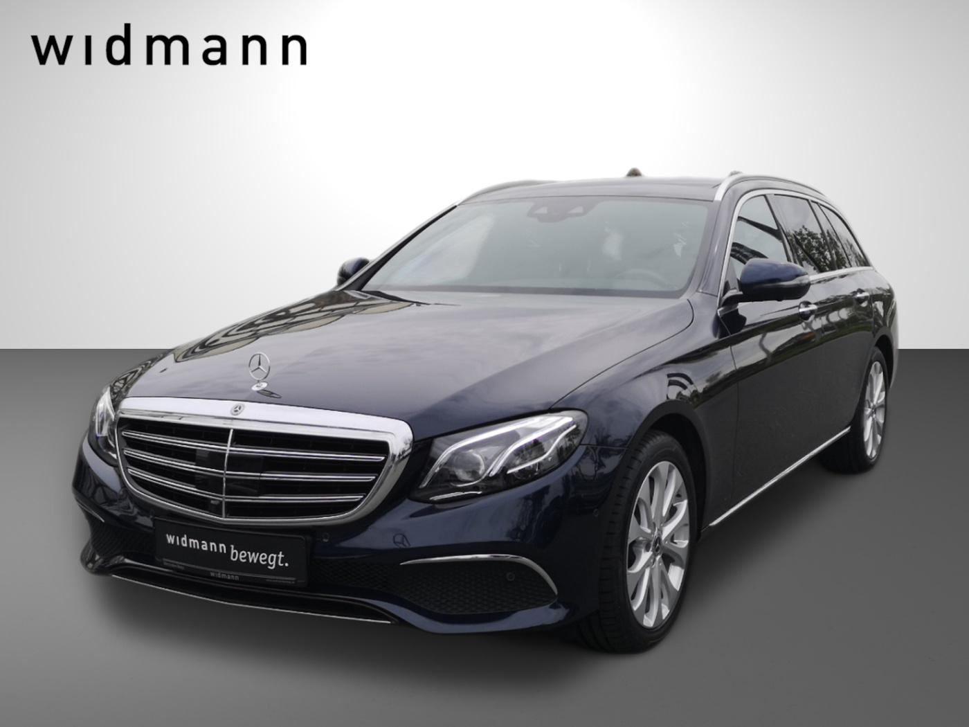 Mercedes-Benz E 400 4M T *Avantgarde*Comand*Multibeam*Standhzg, Jahr 2017, Benzin