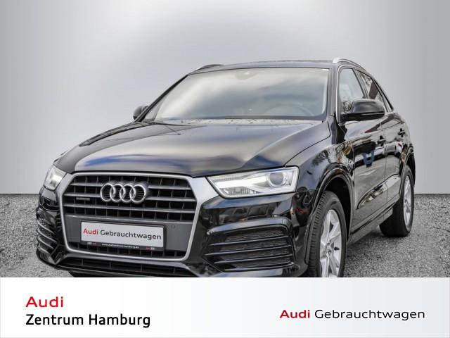 Audi Q3 2,0 TDI sport quattro S tronic NAVI XENON BOSE, Jahr 2017, Diesel