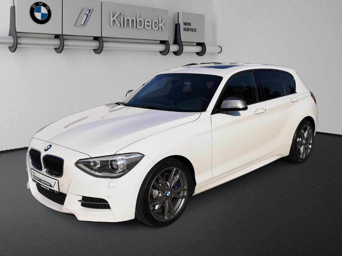 BMW M135I xDRIVE Navi Xenon HIFI 2J. Garantie, Jahr 2013, Benzin