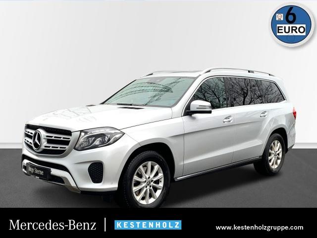 Mercedes-Benz GLS 350 d 4M AIRMAT+COMAND+LED-ILS+AHK+PTS+SCHDA, Jahr 2017, Diesel