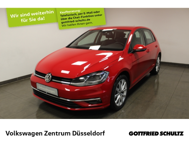 Volkswagen Golf 1.5 TSI Highline *LED*Dynaudio*Keyless*SHZ*PDC*, Jahr 2019, Benzin