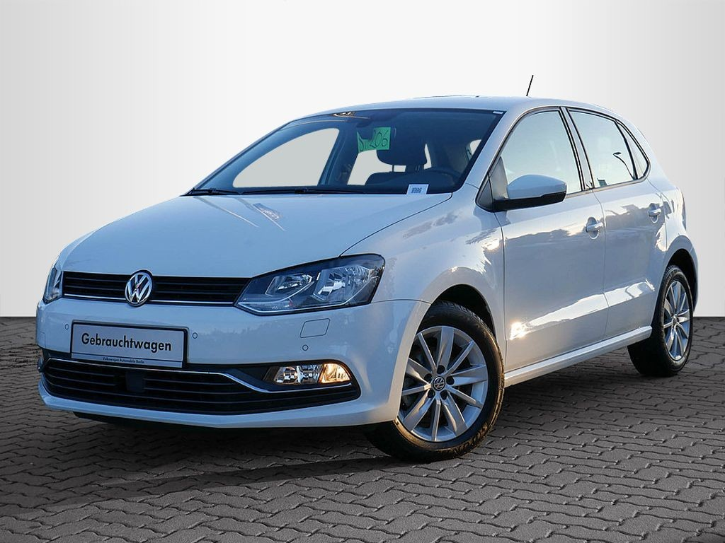 Volkswagen Polo 1.4TDI DSG Comfortline NAVI PDC, Jahr 2017, Diesel