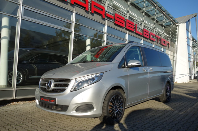 Mercedes-Benz V 250 CDI LANG 4MAT 2xsTÜR/PANO/AHK/LED/KAMERA, Jahr 2017, Diesel