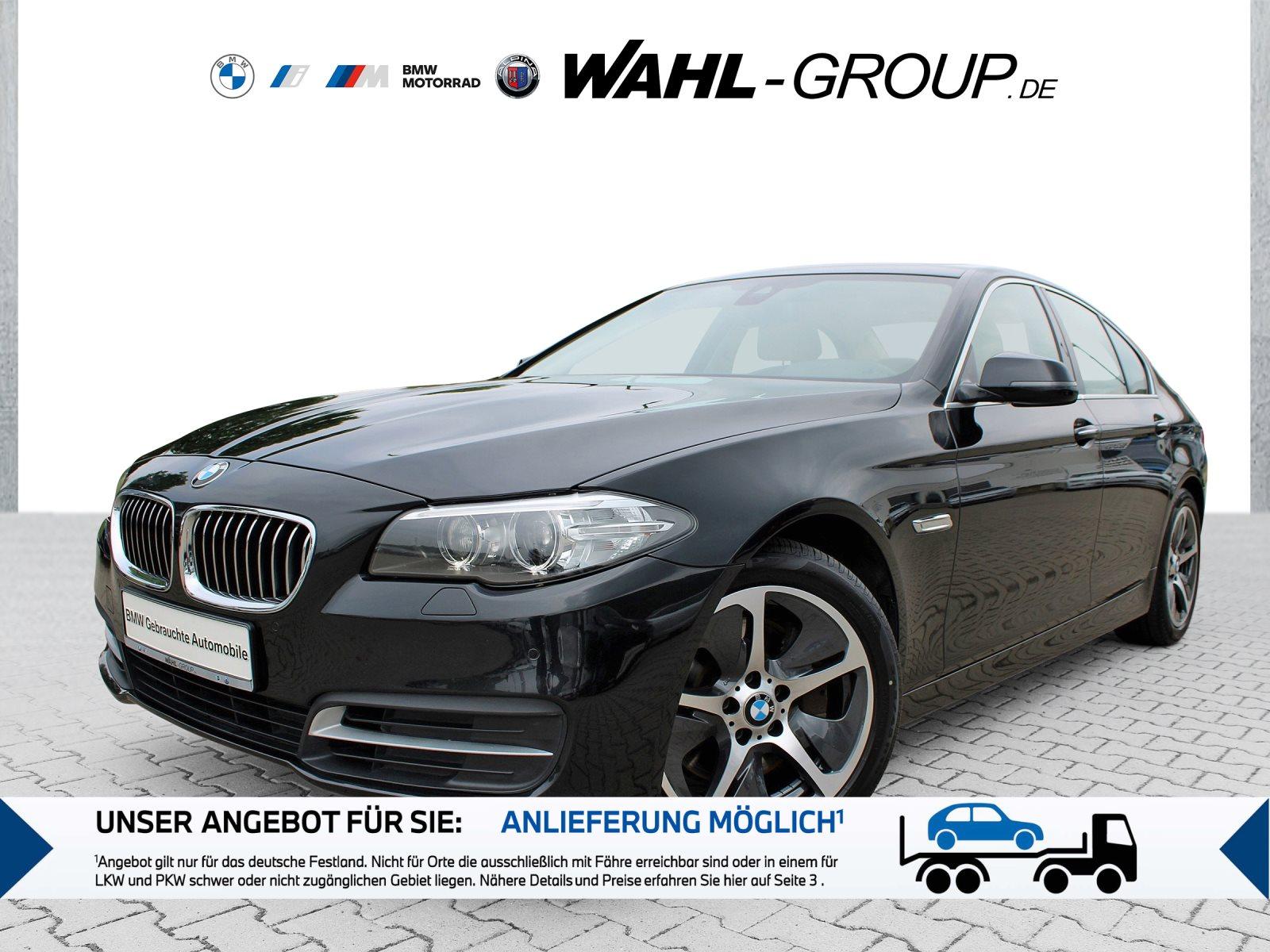 BMW 535d xDrive Limo 19 Standhzg eSD HUD Sportsitze Leder, Jahr 2015, Diesel