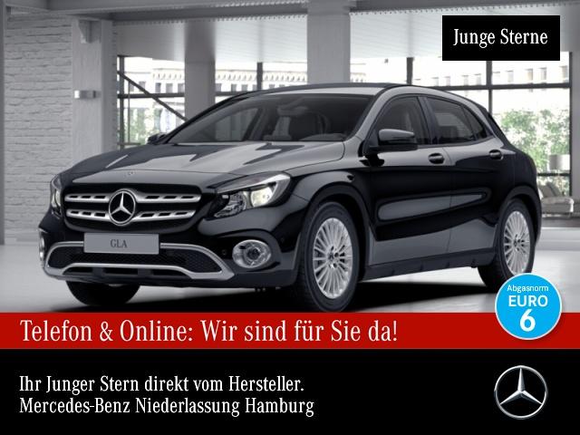 Mercedes-Benz GLA 220 d Kamera Navi PTS Easy-Pack 7G-DCT Sitzh, Jahr 2017, Diesel