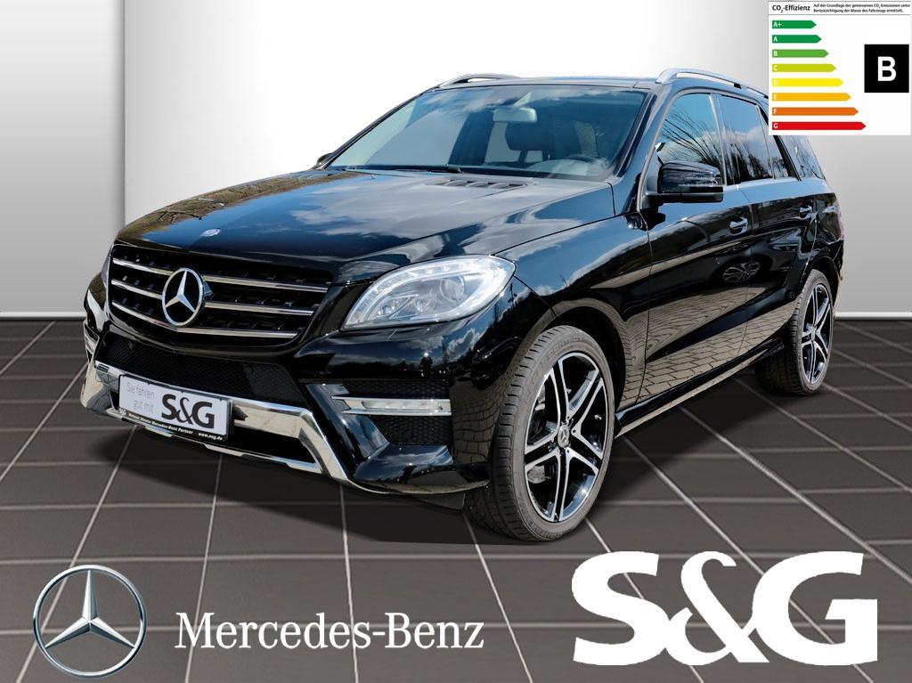 Mercedes-Benz ML 350 d 4MATIC AMG-Line AHK/PanoSD/RüKa/Comand/, Jahr 2012, Diesel