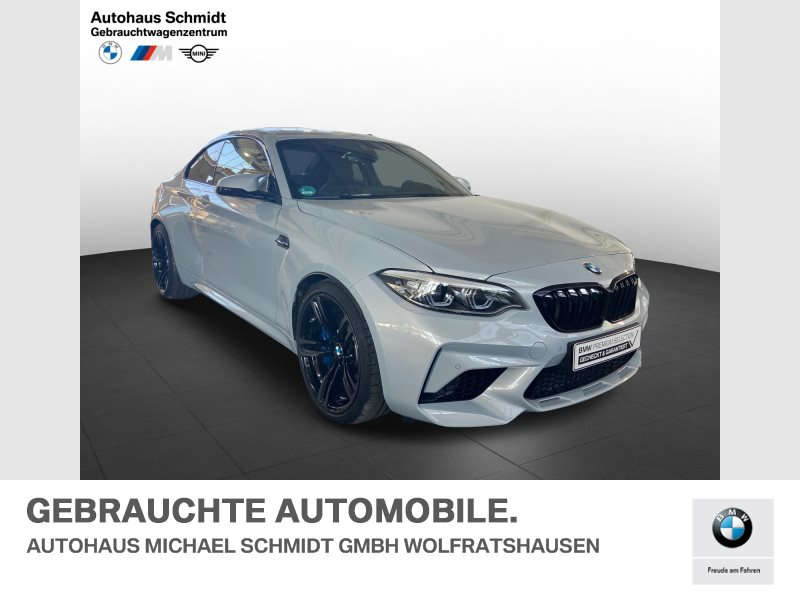 BMW M2 Competition Kamera*Harman Kardon*Memory*DAB*Tempomat*, Jahr 2020, Benzin