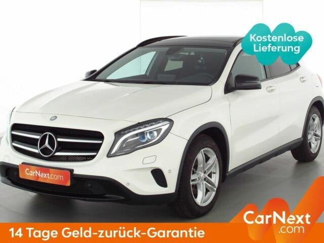 Mercedes-Benz GLA 220 d 7G-DCT Urban STHZG KAM, Jahr 2017, Diesel
