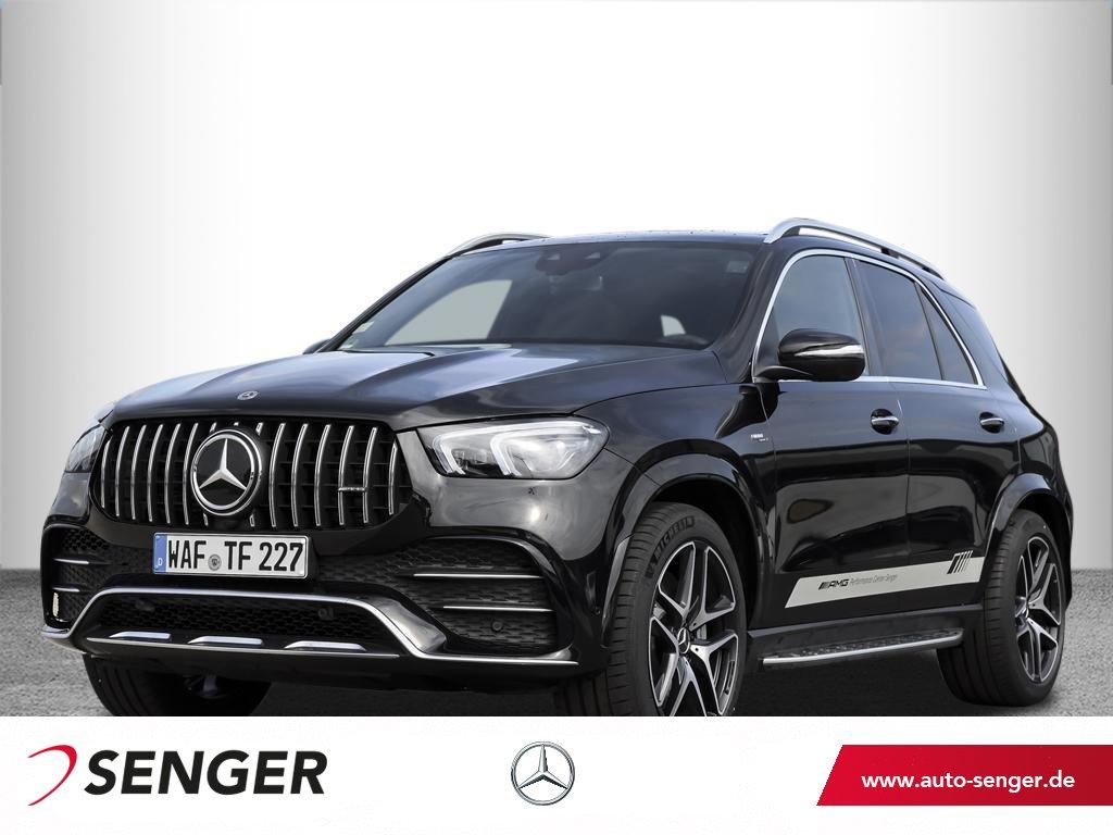 Mercedes-Benz GLE 53 AMG 4M+*Distronic*Pano*AHK*Widescreen*LED, Jahr 2021, Benzin