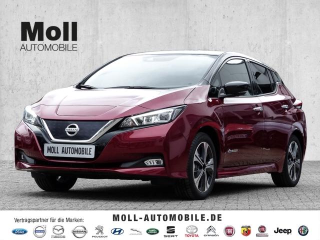 Nissan Leaf MY 19 Tekna Zweifarblackierung, Bose, AVM, Jahr 2019, Elektro