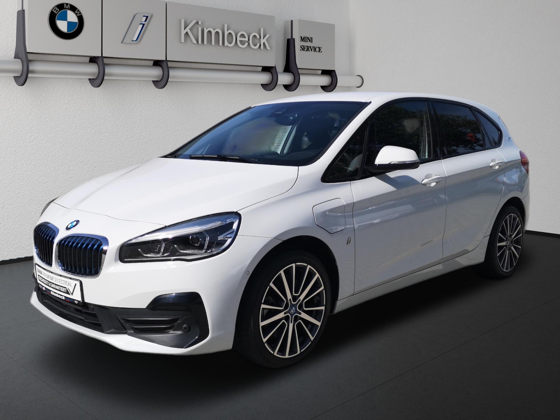 BMW 225xe iPerformance Advantage Navi DrivingAss., Jahr 2018, Hybrid