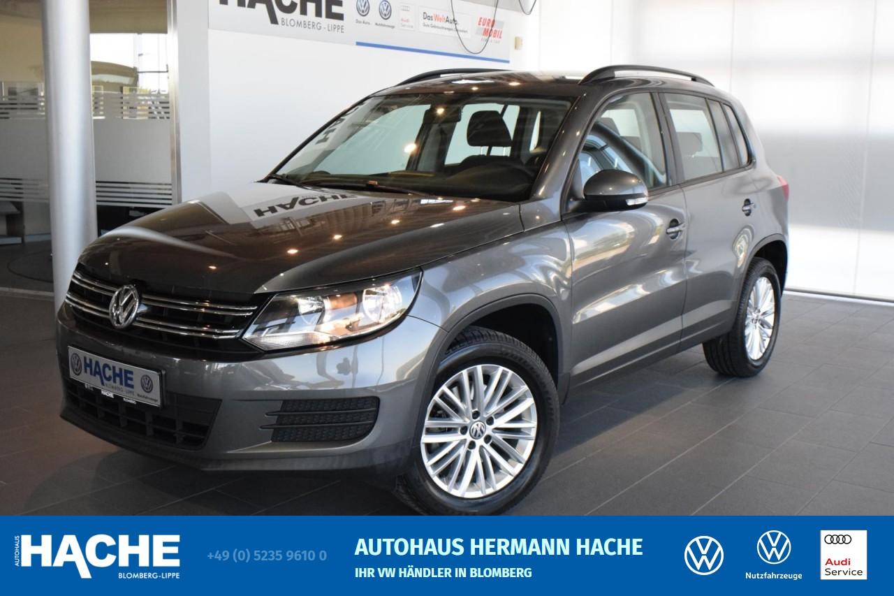 Volkswagen Tiguan Trend & Fun 1.4 TSI BMT AHK KLIMA Klima, Jahr 2013, Benzin
