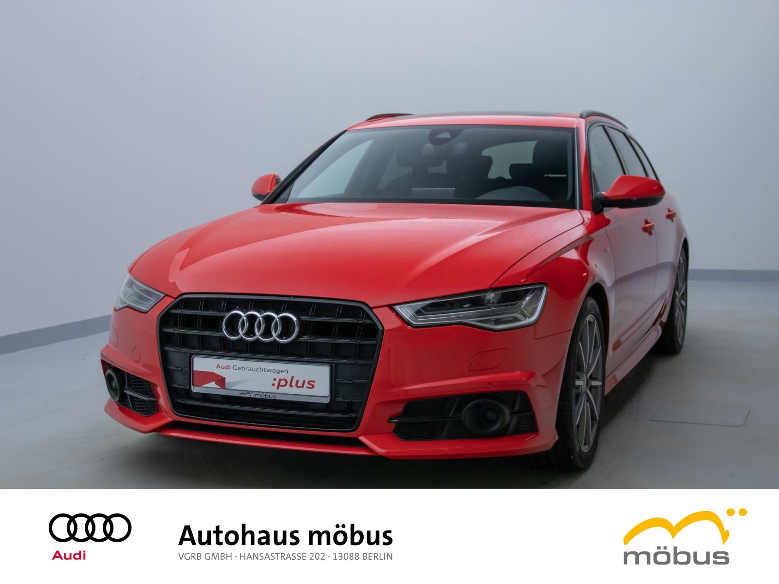 Audi A6 Avant 3.0 TDI S-TRO*SLINE*STDHZ*PANO*RFK*AIR, Jahr 2016, Diesel