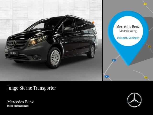Mercedes-Benz eVito 111 Tourer PRO Lang+9-Sitzer+Klima+Kamera, Jahr 2019, Elektro