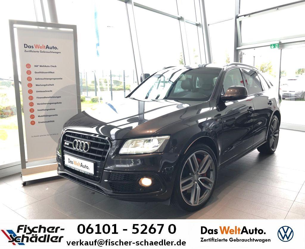 Audi SQ5 3.0TDI*quattro*tiptronic*Xenon*Navi*B&O*, Jahr 2016, Diesel