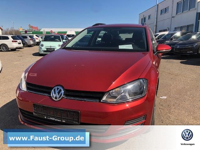 Volkswagen Golf VII Variant Trendline UPE 23000 EUR Klima, Jahr 2014, Benzin