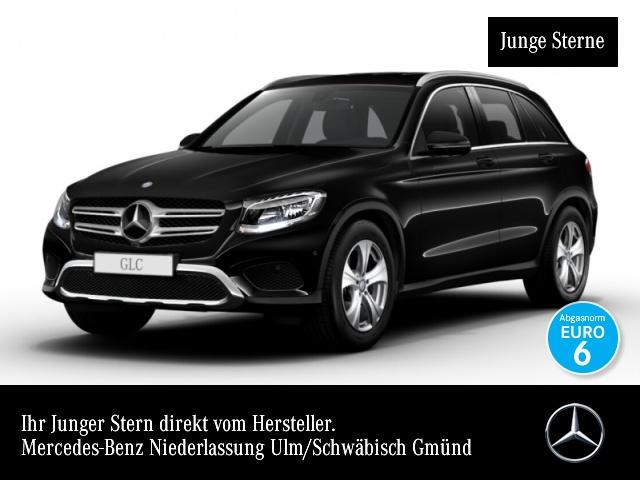 Mercedes-Benz GLC 220 d 4M Exclusive 360° AHK Navi PTS Easy, Jahr 2016, Diesel