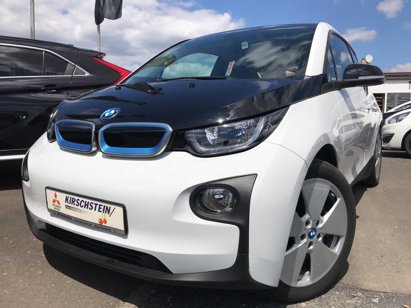 BMW i3 60Ah WR Navi Prof. Wärmepumpe Keyless, Jahr 2015, Elektro