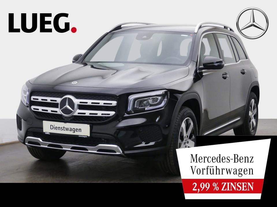 Mercedes-Benz GLB 180 d PROGRESSIVE+18''+LED+NAVI-PREM+KAM+PTS, Jahr 2021, Diesel
