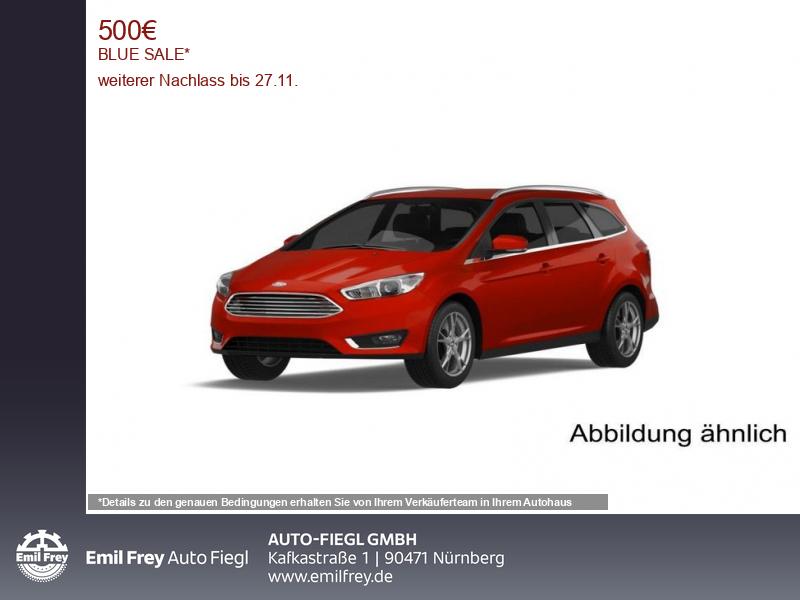 Ford Focus Turnier 1.5 EcoBoost Start-Stopp-System Aut. ACTIVE 134 kW, 5-türig, Jahr 2020, Benzin