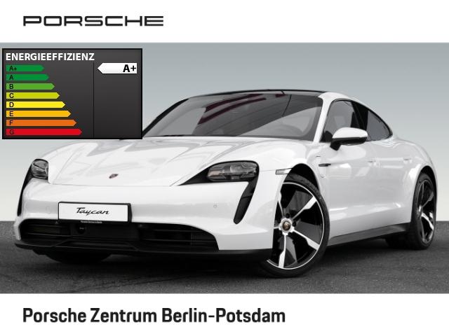 Porsche Taycan Performancebatterie Head-Up LED InnoDrive, Jahr 2021, Elektro
