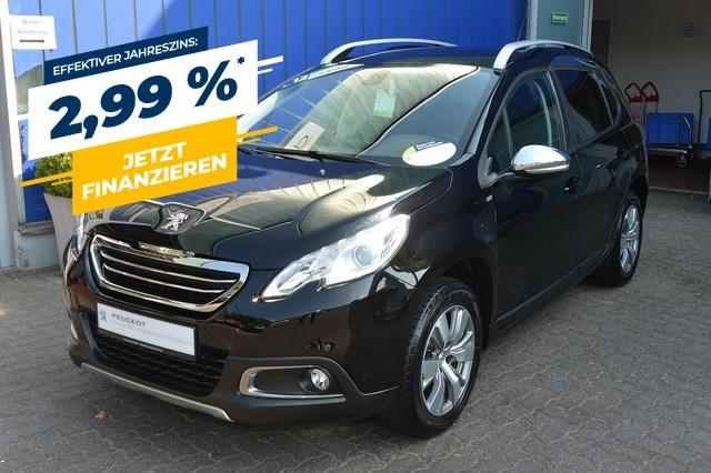 Peugeot 2008 PureTech 82 Style PANO PDC BT Sitzheizung, Jahr 2015, Benzin