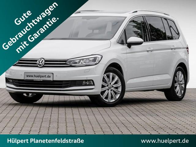 Volkswagen Touran 1.4 Highline DSG LED NAVI PANO ACC ALU, Jahr 2018, Benzin