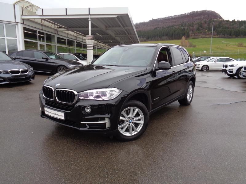BMW X5 xDrive25d Navi Prof. Klimaaut. Xenon PDC HIFI, Jahr 2016, Diesel