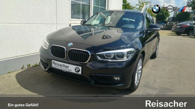 BMW 120d 5trg. Advantage LED,Radio Prof.HIFI,PDC, Jahr 2017, Diesel
