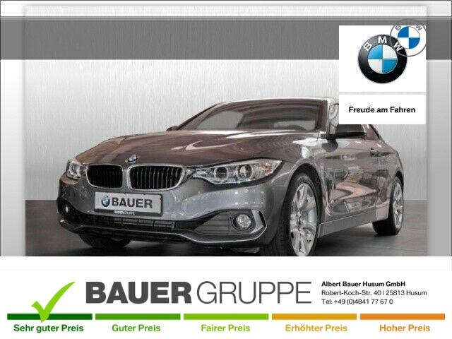 BMW 440 i xDrive Advantage Bluetooth Navi Vollleder e-Sitze Allrad El. Heckklappe LED-Tagfahrlicht, Jahr 2016, Benzin