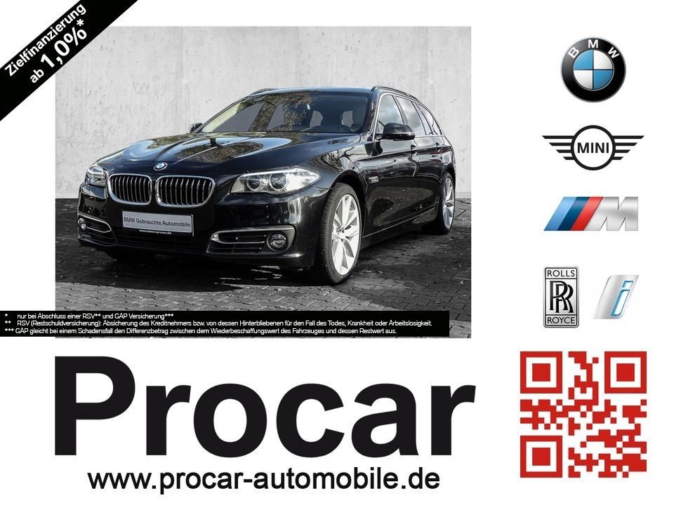 BMW 520d Touring Luxury Line Navi Pano EURO6 HiFi, Jahr 2013, diesel