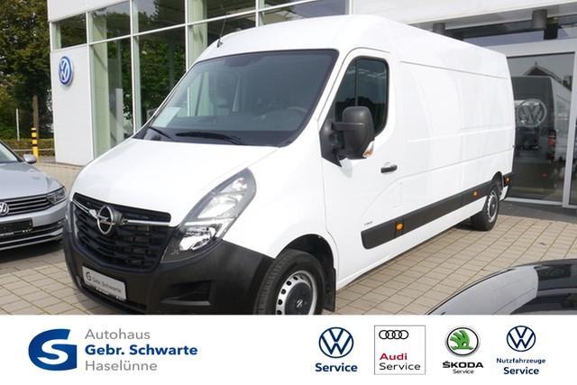 Opel Movano finanzieren