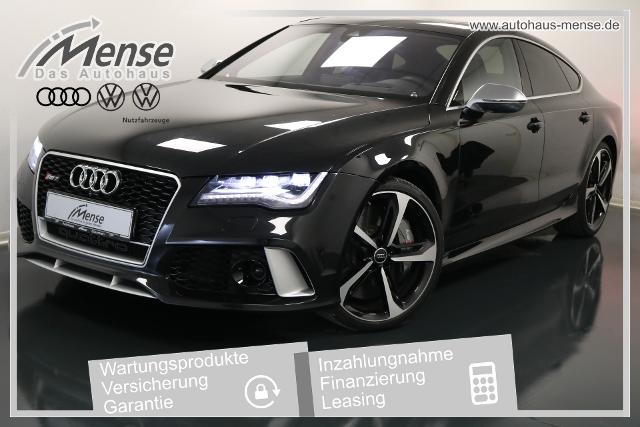 Audi RS7 4.0 TFSI quattro tiptronic LED Navi Pano HUD, Jahr 2014, petrol