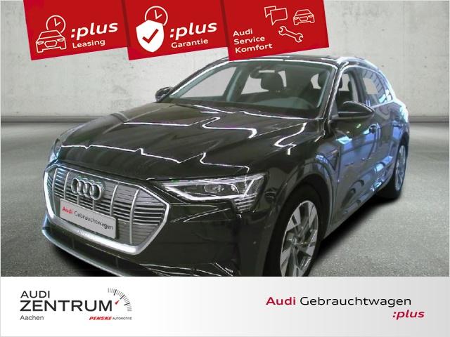 Audi e-tron 50 quattro 230 advanced MMI Navi plus, Matr, Jahr 2020, Elektro