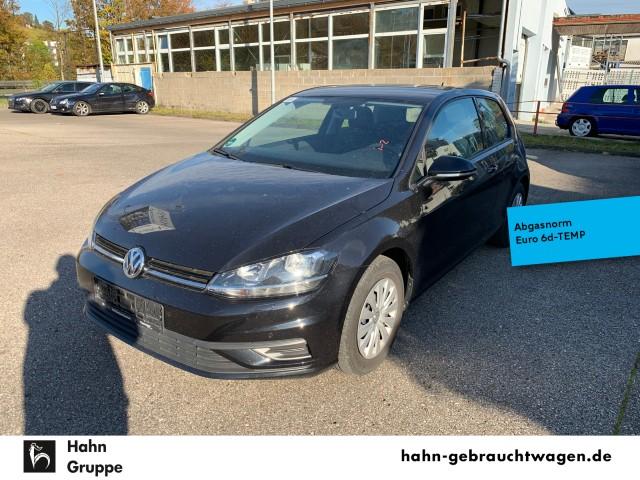 Volkswagen Golf VII Trendline 1,0TSI Klima Park Sitzhz USB, Jahr 2018, Benzin