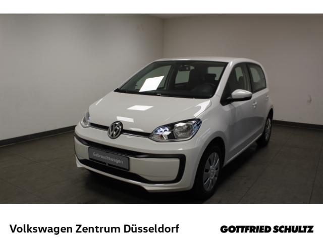 Volkswagen up! move, Jahr 2019, Benzin
