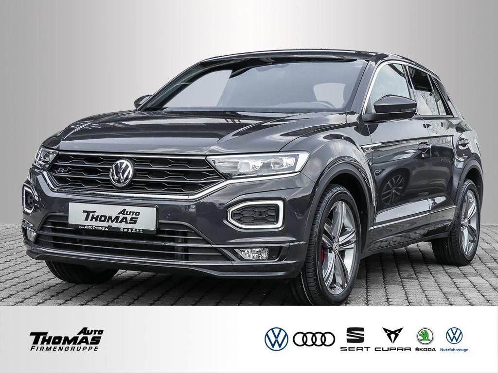 """Volkswagen T-Roc """"Sport"""" R-Line 2.0 TSI 4MOTION DSG LED+NAV, Jahr 2018, petrol"""