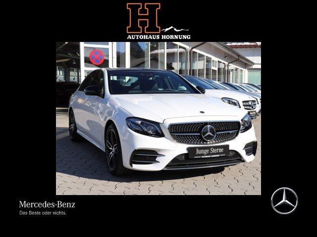 Mercedes-Benz E 53 4M FA+ Pano-SD 360° Widescreen DAB AMG Ride, Jahr 2020, Benzin